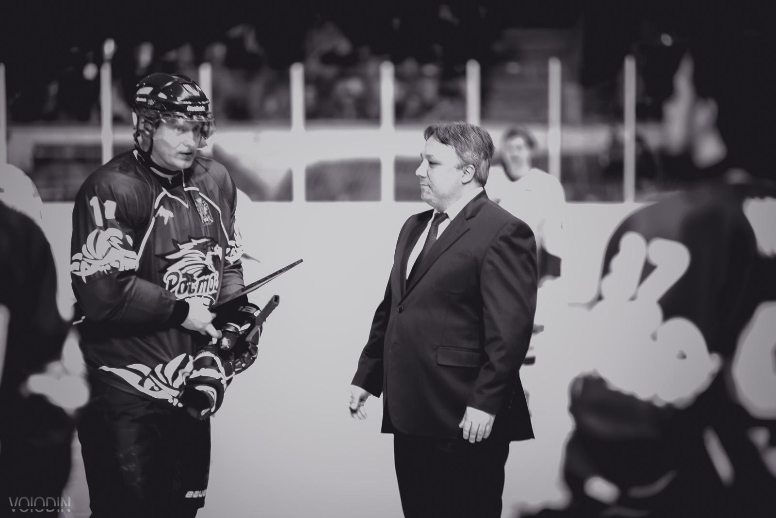 Хоккейный клуб Ростов-на-Дону | Награда от В.А. Третьяка